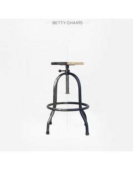 Стул барный винтовой Betty