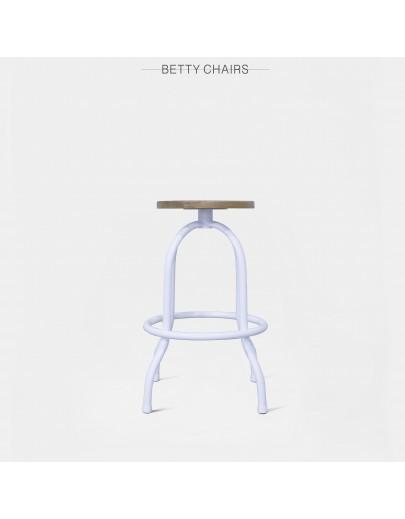 Стул полубарный вращающийся Betty 2