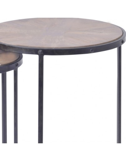 Комплект кофейных столиков